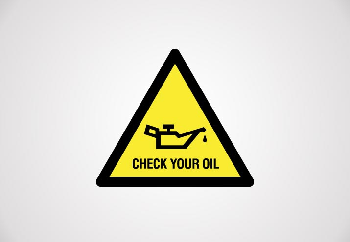 Check Your Oil