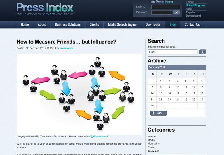 Press Index